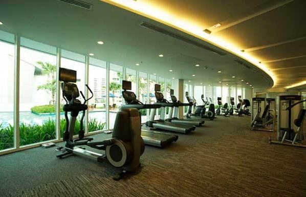 Millennium-Residence-Bangkok-gym